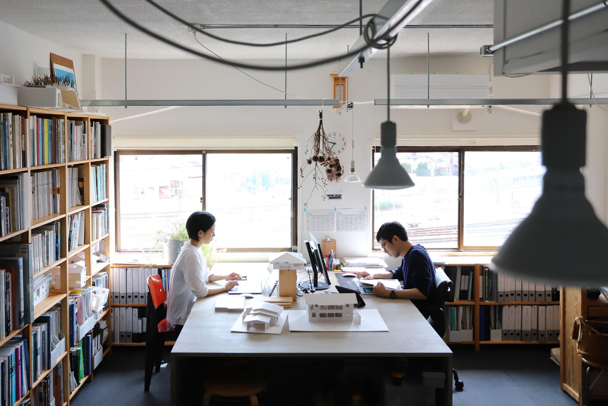 湯谷建築設計|事務所